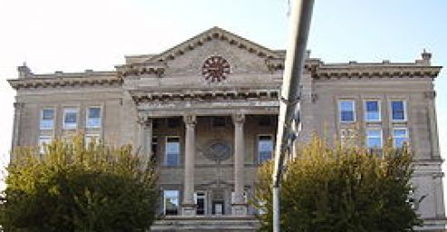 Putnam County Courthouse - Greencastle