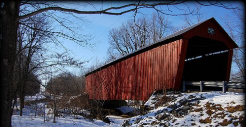 Historic Covered Bridge