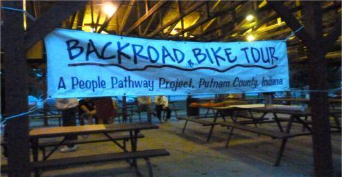 Back Road Bike Tour Event