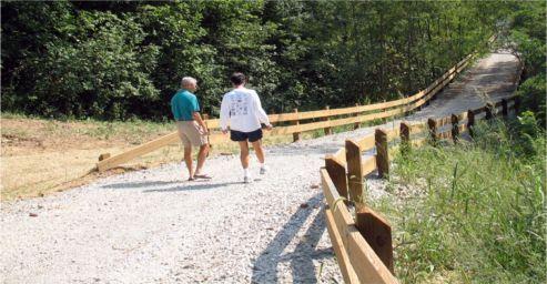 DePauw Nature Trail - Greencastle