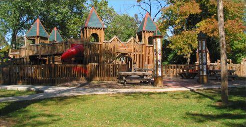 Emerald Palace Playground - Greencastle