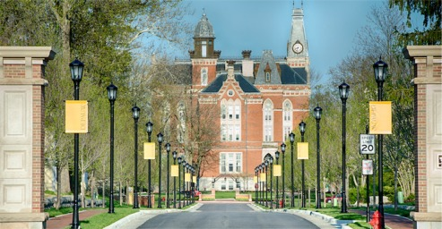 DePauw University - Greencastle