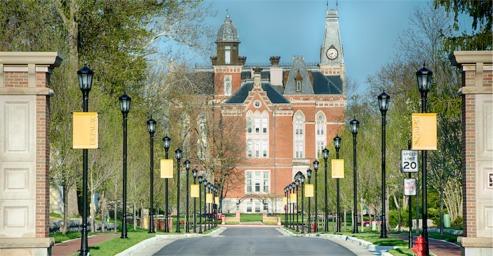 East College - DePauw University